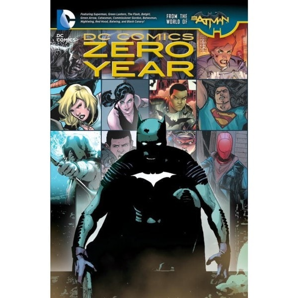 DC Comics: Zero Year (Hardcover) 12687008