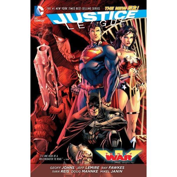 Justice League: Trinity War  (Paperback) 12687015