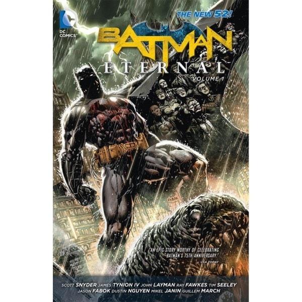 Batman Eternal 1 (Paperback) 12687165
