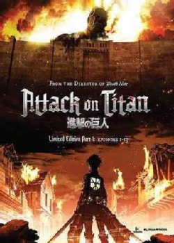 Attack on Titan: Part 1 (Limited Edition) (Blu-ray/DVD)