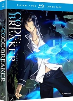 Code: Breaker: Complete Series (Blu-ray Disc)