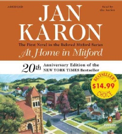 At Home in Mitford (CD-Audio)