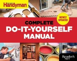 The Complete Do-it-yourself Manual Newly Updated (Hardcover)