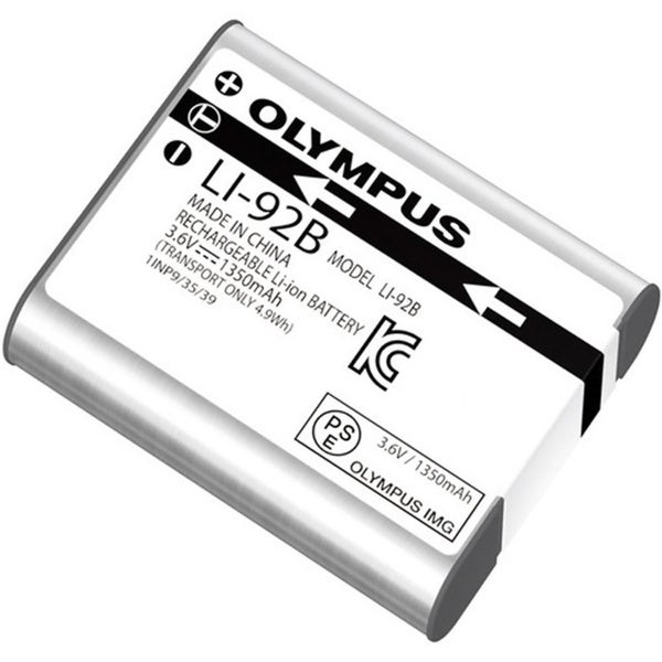 Olympus Lithium Ion Rechargeable Battery