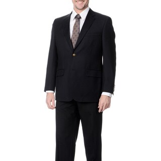 Palm Beach Men's Navy 2-button Jacket