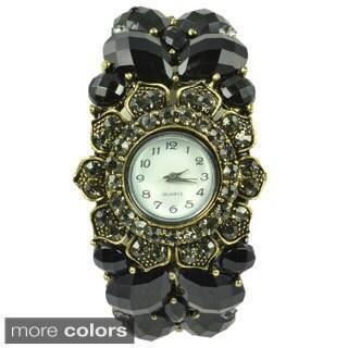 Shihao Women's 'Hana' Fashion Bangle Bracelet Watch