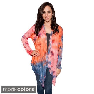 Women's Color Burst Tie-dye Top (Nepal)