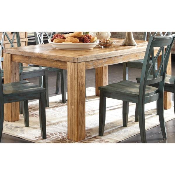 signature design by ashley mestler rectangular dining