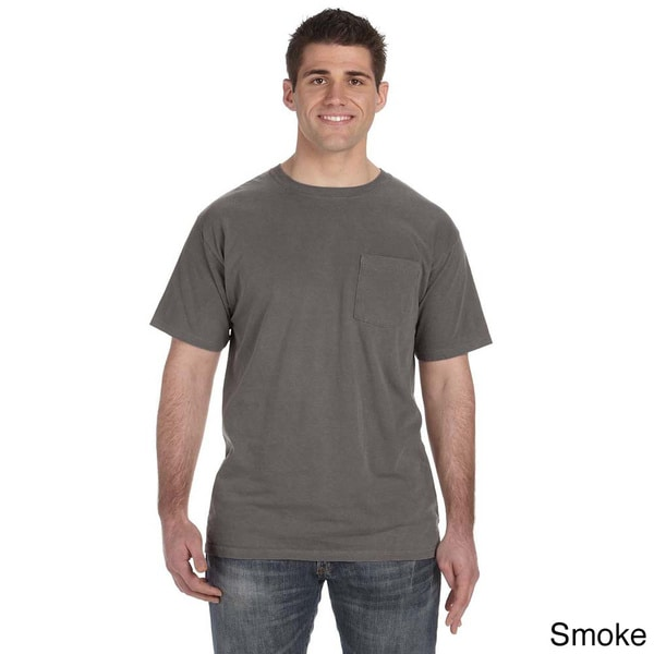 Men's Ringspun Pocket T-shirt