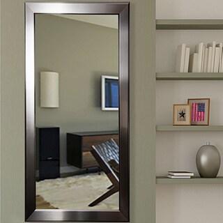American Made Rayne Silver Grande Tall Mirror