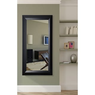 American Made Rayne Black Angle Tall Mirror