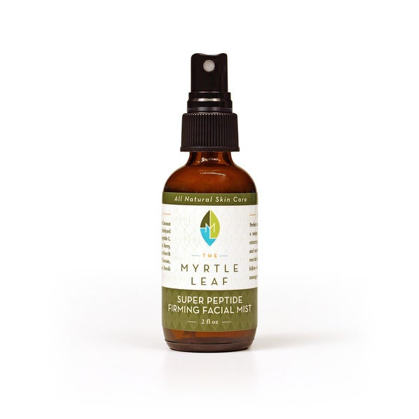 Super Peptide Firming Facial Mist with Neroli and Sandalwood