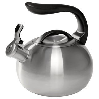 Chantal Brushed Stainless Steel 2-quart Bubble Tea Kettle