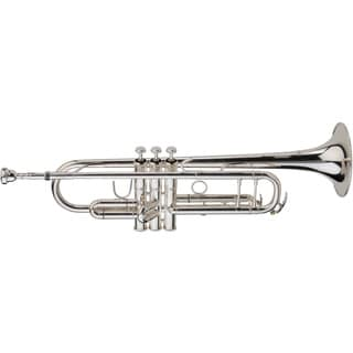 Ravel Paris Silver Intermediate Bb Trumpet