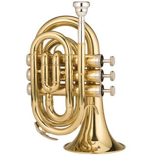 Ravel Brass Pocket Trumpet