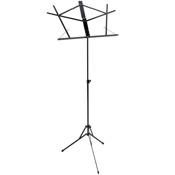 Ravel Black Folding Music Stand