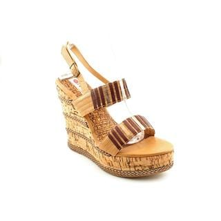 Two Lips Women's 'Buzz' Leather Sandals