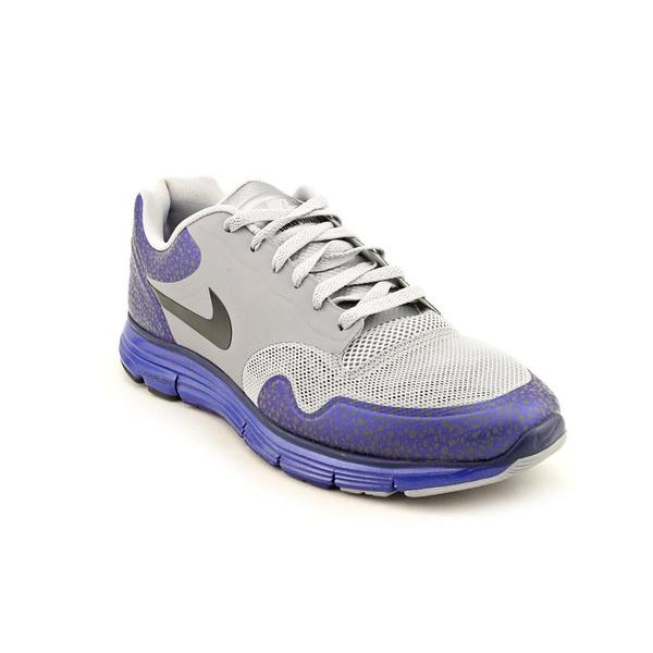 Nike Men's 'Lunar Safari Fuse+' Synthetic Athletic Shoe