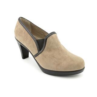 Bella Vita Women's 'Walden' Kid Suede Boots - Wide (Size 8 )
