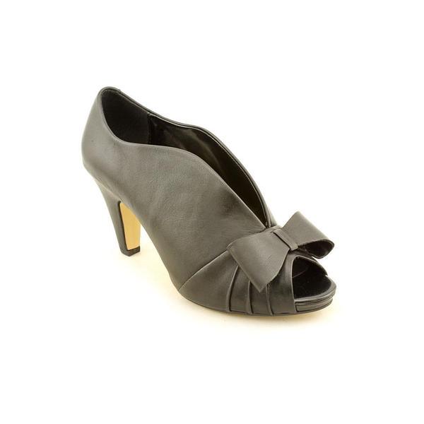 Bella Vita Women's 'Bianca' Leather Boots - Extra Wide