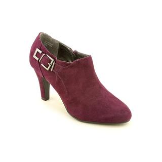 Karen Scott Women's 'Neomi' Faux Leather Boots (Size 10 )