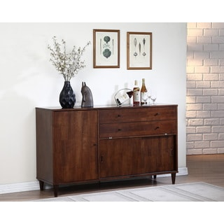 Vilas Tobacco 2-shelf Buffet & Bar