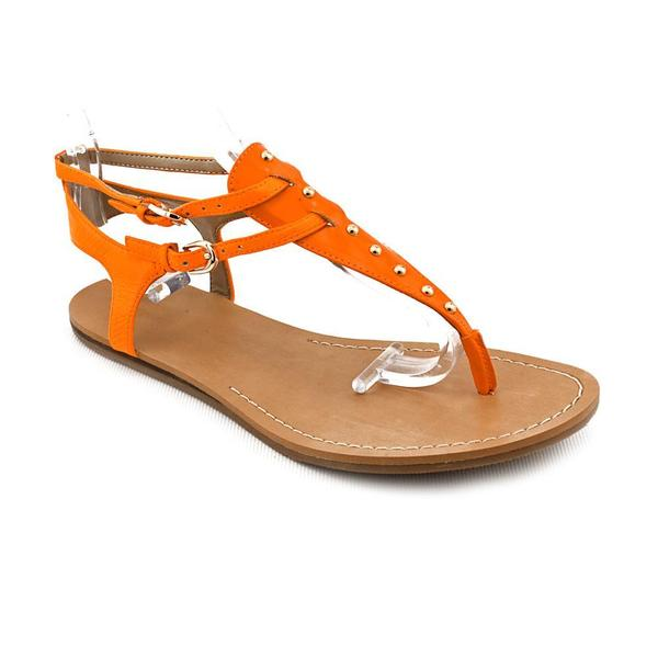 Aqua Women's 'Famous' Leather Sandals