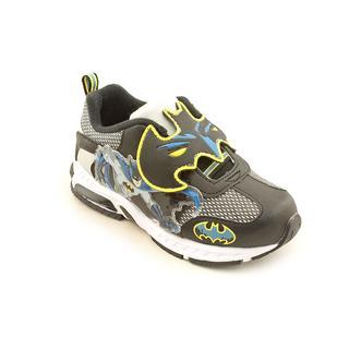 Batman Boy (Toddler) 'Batarang Sneaker' Man-Made Athletic Shoe Today ...