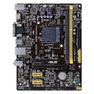 Asus AM1M-A Desktop Motherboard - AMD Chipset - Socket AM1