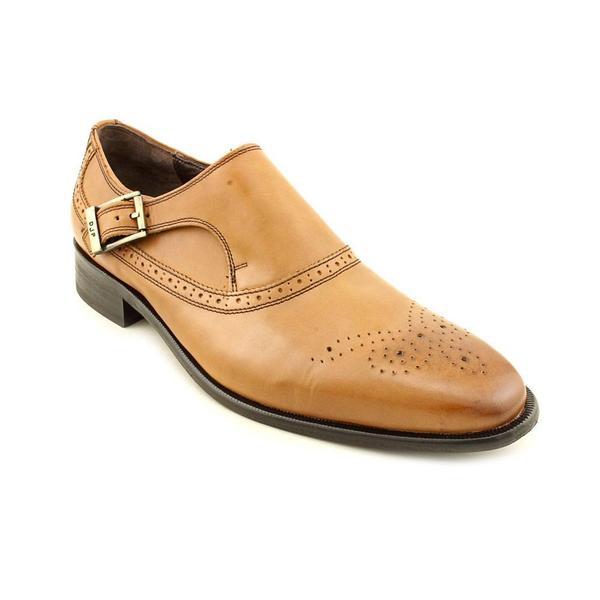 Donald J Pliner Men's 'Gerwyn-06' Leather Dress Shoes (Size 10.5)