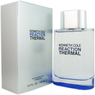 Kenneth Cole Reaction Thermal for Men 3.4-ounce Eau de Toilette Spray