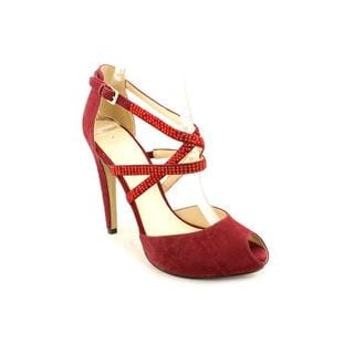 Nine West Women's 'Just Maybe' Leather Sandals