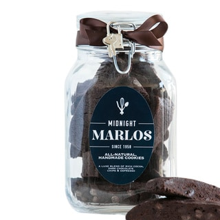 Marlos Bakeshop Midnight Soft Baked Biscotti