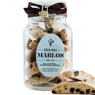 The Original MarJar Soft Baked Biscotti