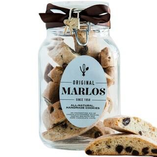 The Original MarJar Soft Baked Biscotti