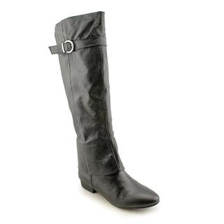 Chinese Laundry Women's 'Set In Stone ' Leather Boots (Size 7 )