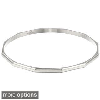 Ionplated Stainless Steel Bangle