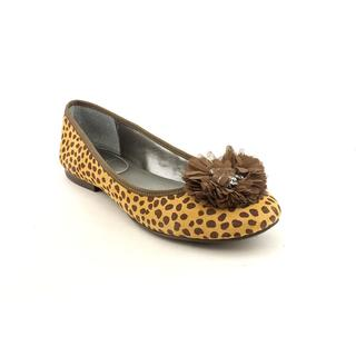 Enzo Angiolini Women's 'Camson' Animal Print Casual Shoes (Size 7 )