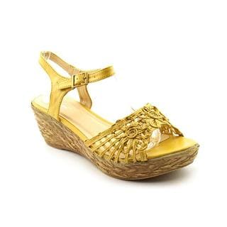 Wanted Women's 'Basque' Faux Leather Sandals (Size 5.5 )