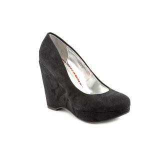 Rampage Women's 'Ladarius' Faux Suede Dress Shoes (Size 9.5 )