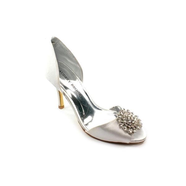 Audrey Brooke Women's 'Taylor' Basic Textile Dress Shoes