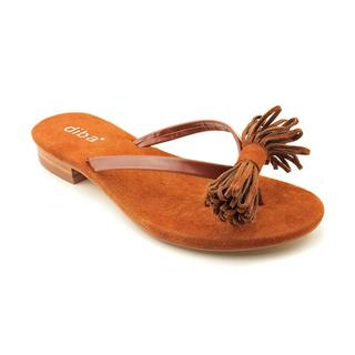 Diba Women's 'Kling On' Regular Suede Sandals
