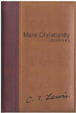Mere Christianity Journal (Notebook / blank book)