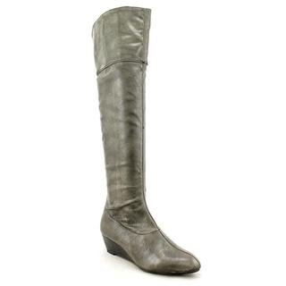 New York Transit Women's 'Now' Faux Leather Boots (Size 6.5 )