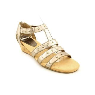 Aerosoles Women's 'Chewbilee' Leather Sandals