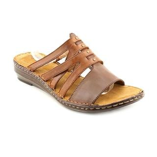 Naturalizer Women's 'Leanna' Leather Sandals