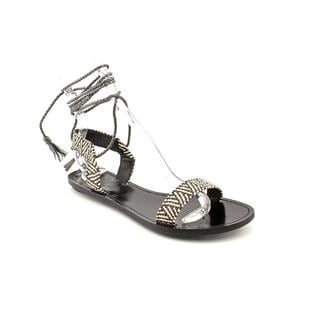 Belle Sigerson Morrison Women's 'Reed' Leather Sandals