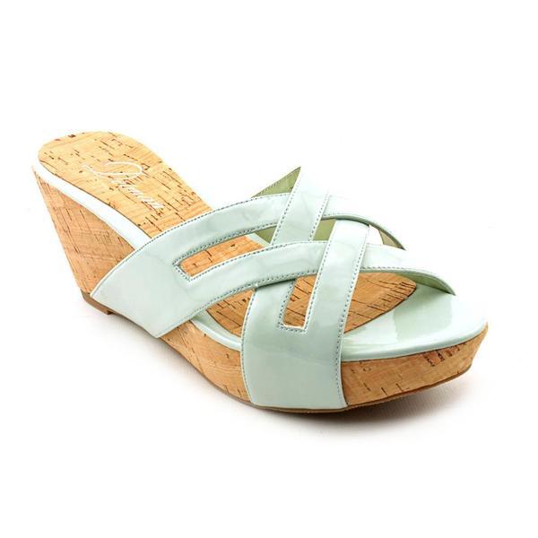 Delman Women's 'Carla' Patent Sandals