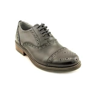 Steve Madden Men's 'Eddee 2' Leather Dress Shoes