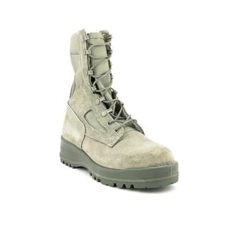Wellco Boy (Youth) 'AF Hot Weather' Regular Suede Boots - Narrow (Size 5.5 )